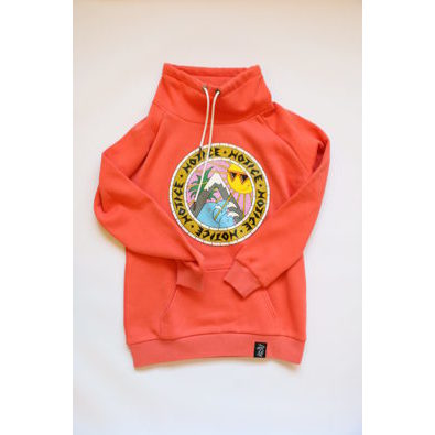Hotice Sweater Orange
