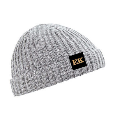 Ego King Beanie Light Grey