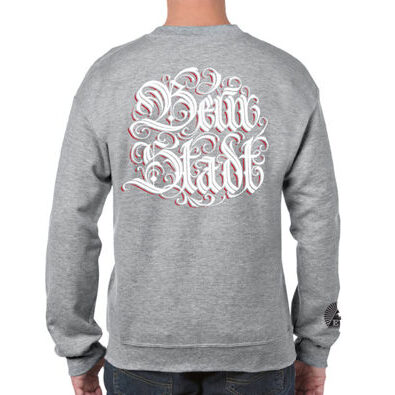 Ego King / Bern Stadt / Sweater / Heather Grey