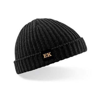 Ego King Beanie Black