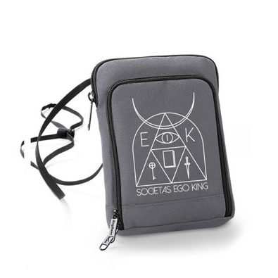 Ego King Bag Grey