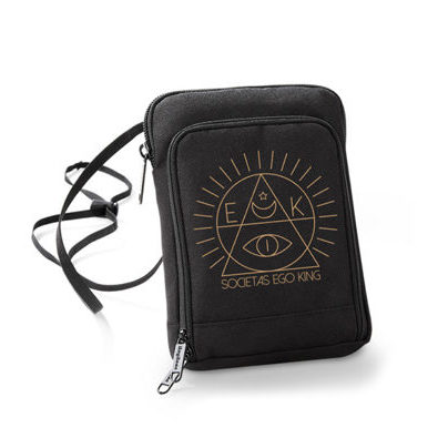 Ego King Bag Black